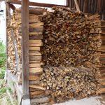 針葉樹(スギ)・広葉樹(混合)乾燥薪